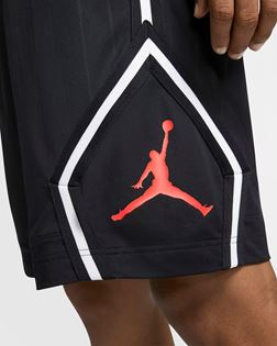 Immagine di JORDAN short Jumpman Diamond CD4908-010 nero